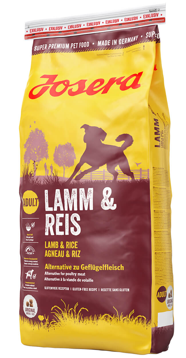 josera-dog-food-lamb-and-rice