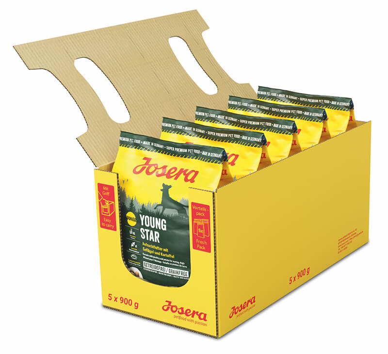 josera-dog-food-youngstar-5x900g