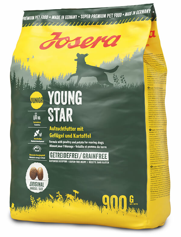 josera-dog-food-youngstar-900g