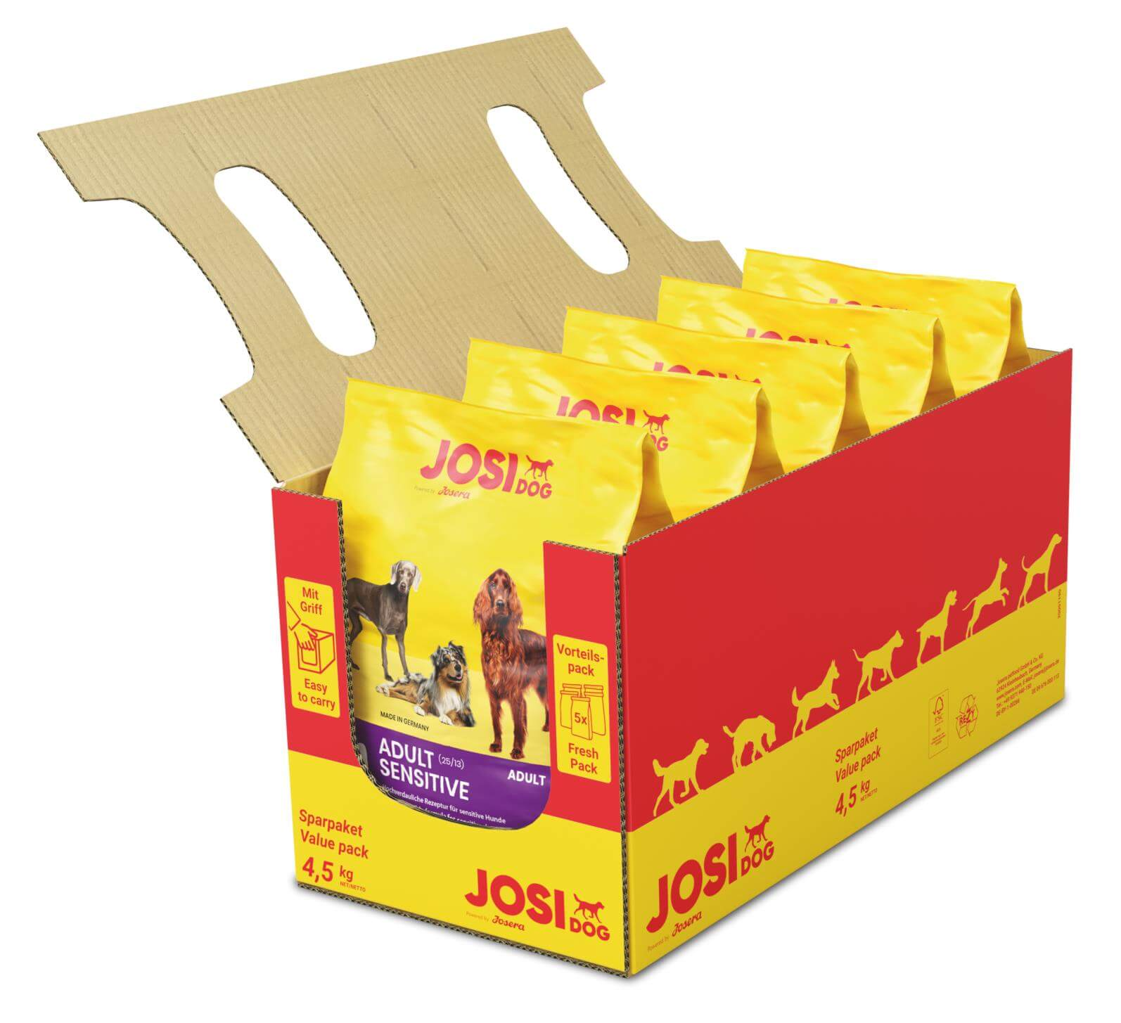 josidog-adult-sensitive-5x900g